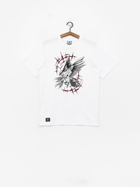 Nervous Sigil Taras T-shirt (white)