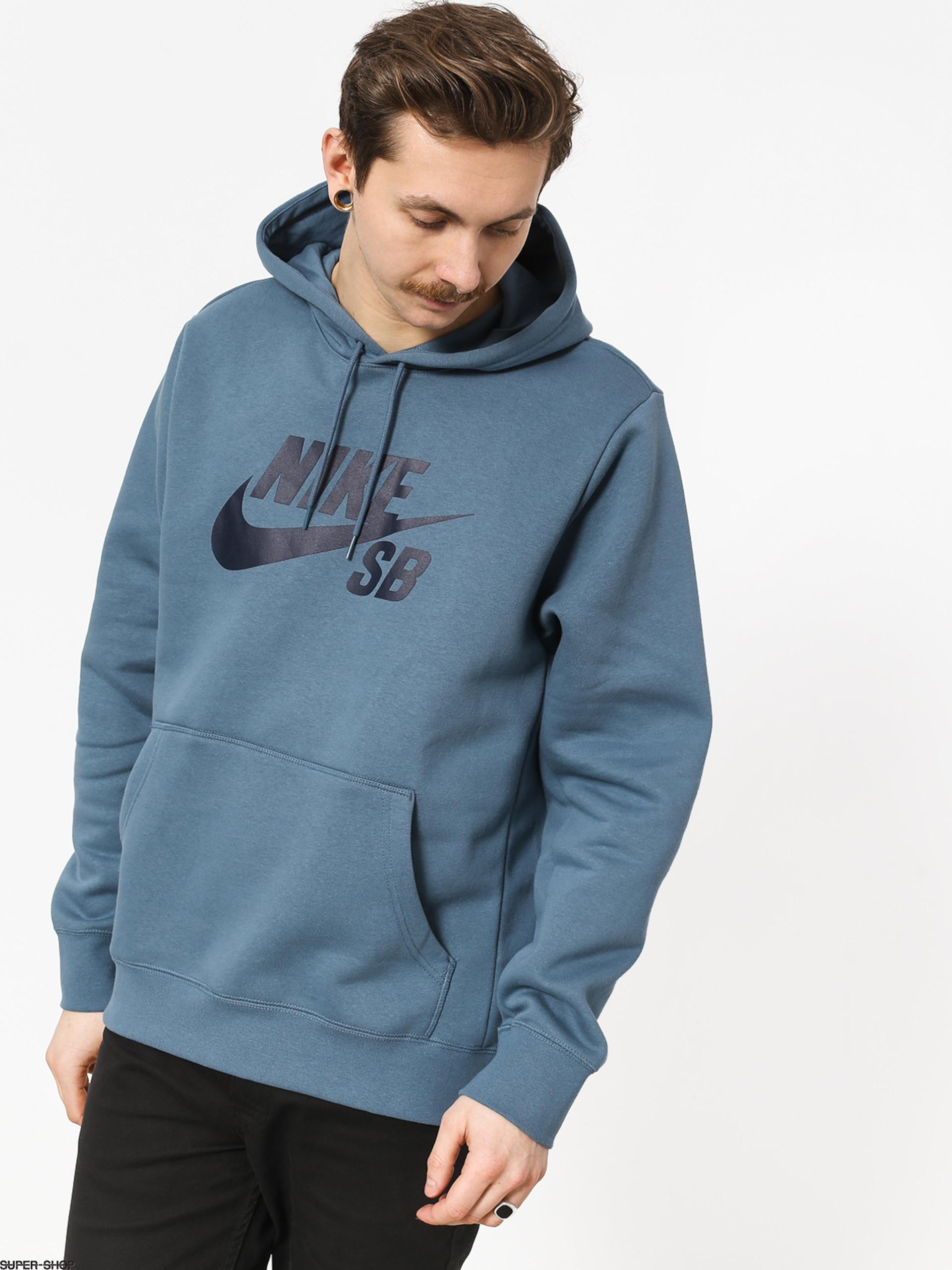 Nike SB Icon Sweatshirt Thunderstorm