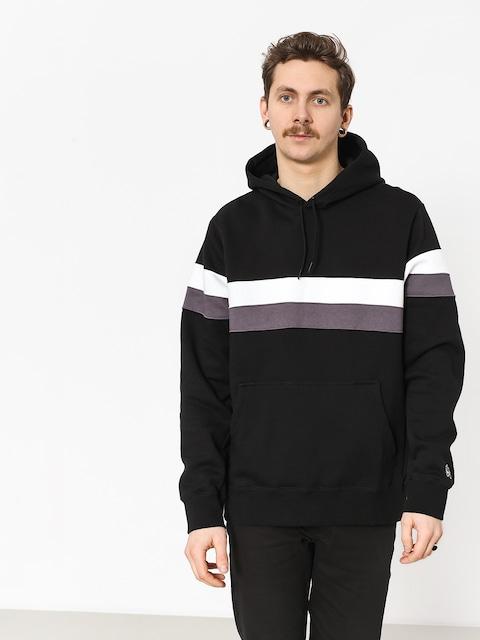 Nike SB Sb Icon Stripes HD Hoodie (black/white/thunder grey/thunder grey)