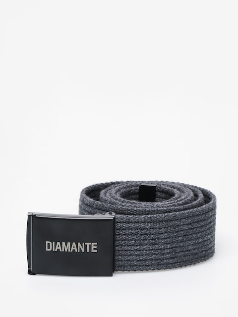 Diamante Wear Classic Belt (grey/black)