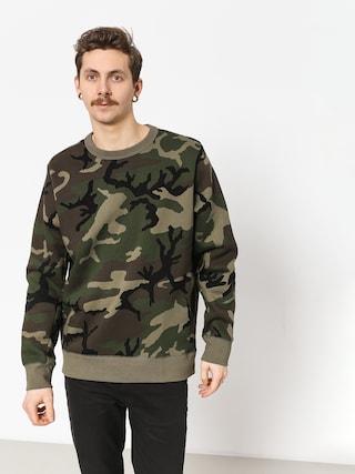 Nike SB Sb Icon Crew Sweatshirt (medium olive/medium olive)