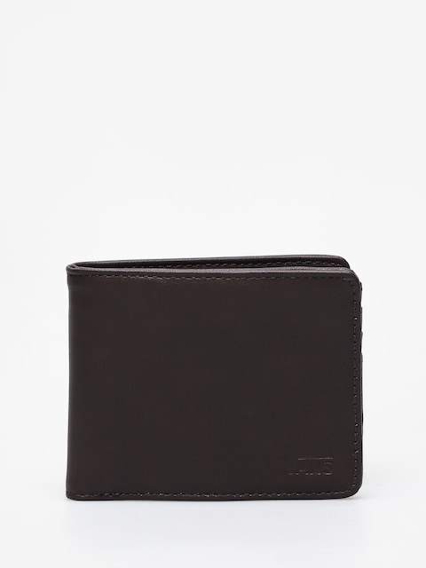 Vans Drop V Bifold Wallet (dark brown)