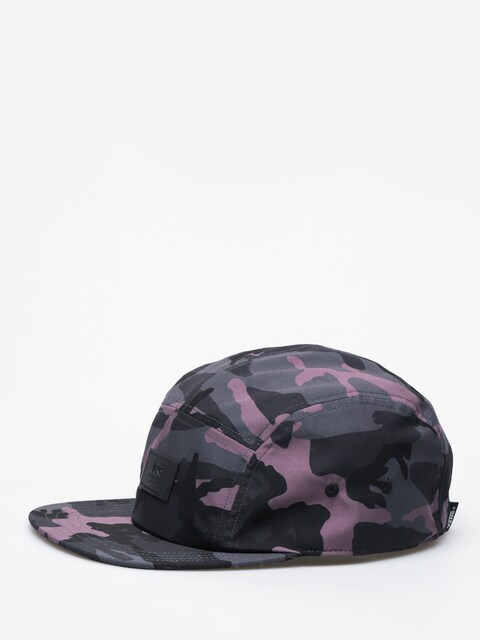 Vans Davis 5 Panel ZD Cap (black plum)