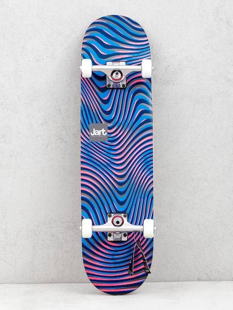 Jart Psycho Skateboard (blue/pink)