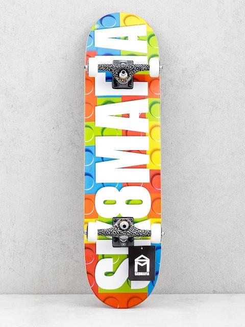 Sk8Mafia Og Logo Skateboard (lego)