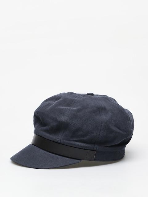 Brixton Bosmanka Montreal ZD Flat cap (navy)