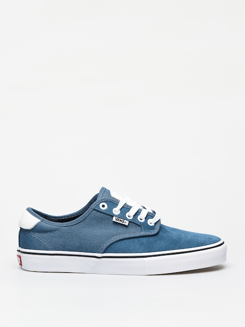 Vans Chima Ferguson Pro Shoes (blues ashes/white)