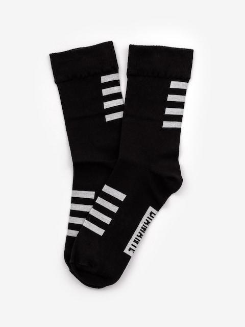 Diamante Wear Long 2 Socks (black)