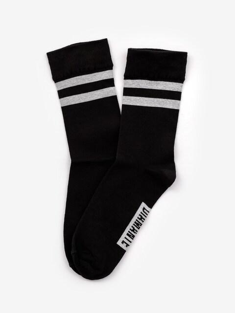 Diamante Wear Long 3 Socks (black)