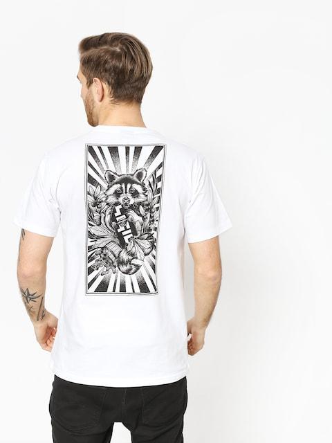 Nervous Sigil Racoon T-shirt