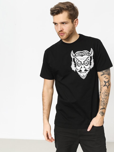 Nervous Sigil Seadevil T-shirt