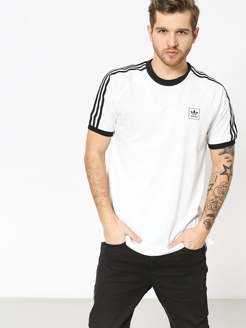 adidas Cali Bb T-shirt (white/black)