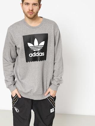 adidas Bb Crewneck Sweatshirt (corhtr/black/white)