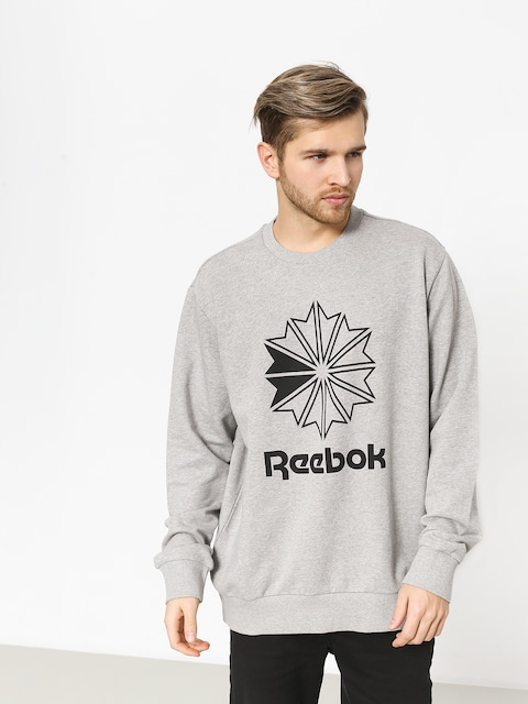 Reebok Ac Ft Big Starcrest Crew Sweatshirt