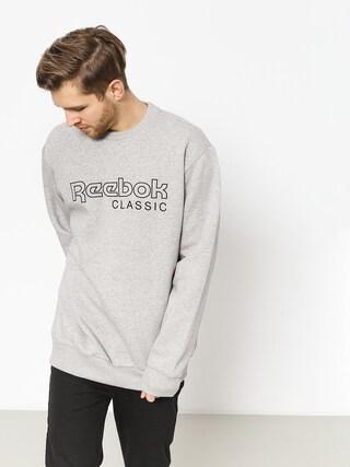 Reebok Cl Flc Cl Crew Sweatshirt (mgreyh)