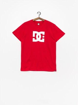 DC Star 2 T-shirt (racing red)