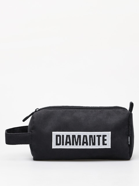 Diamante Wear Diamante Pencil case (black)
