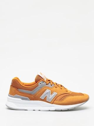 New Balance 997 Shoes (desert gold)