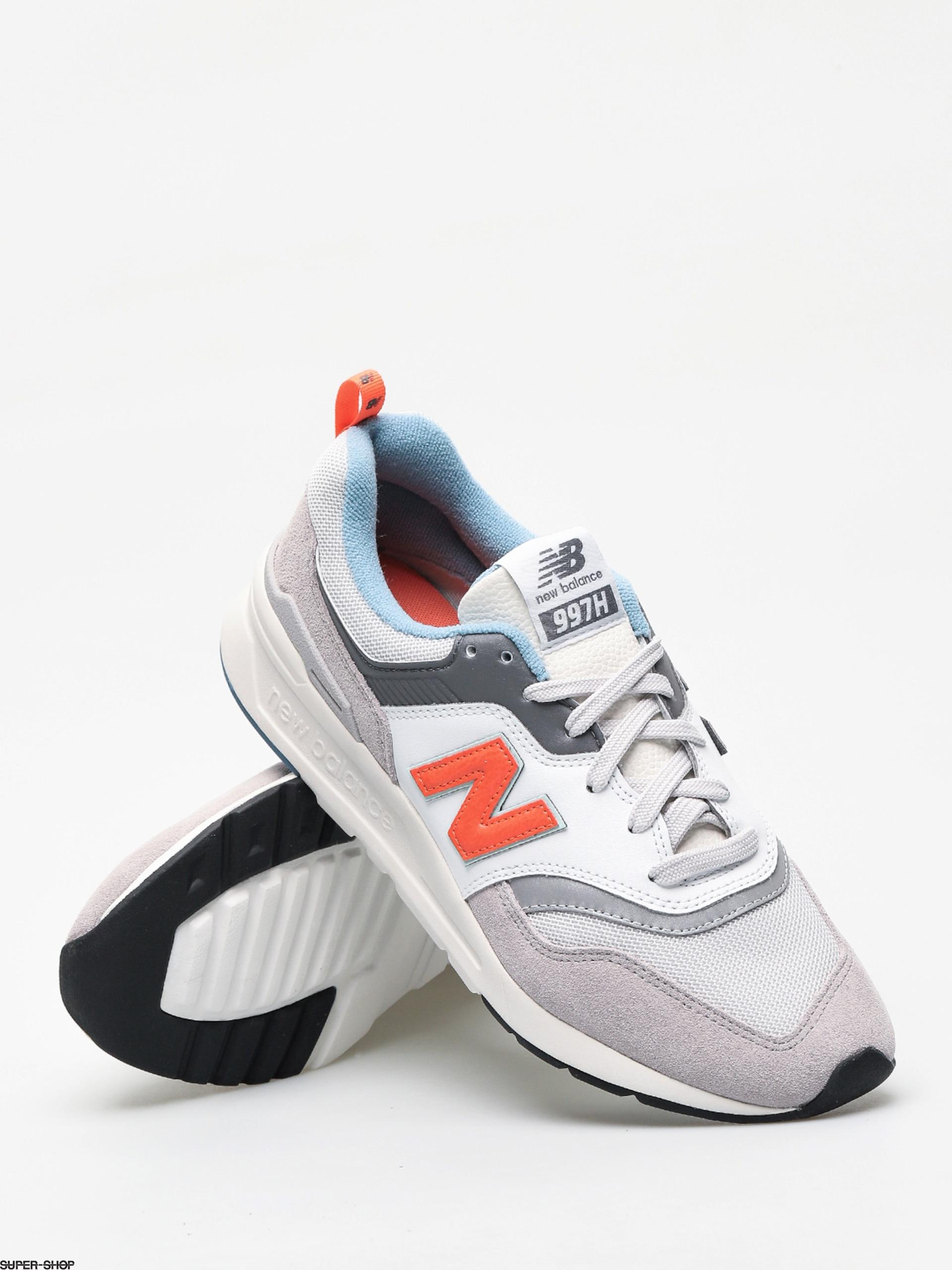 New Balance 997 Shoes (rain cloud)