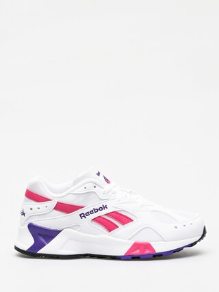 Reebok Aztrek Shoes (white/rose/cobalt/pu)