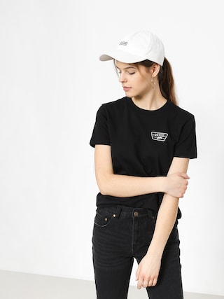 Vans Full Patch Crew T-shirt Wmn (black)
