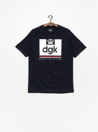 DGK Hustle Club T-shirt (navy)