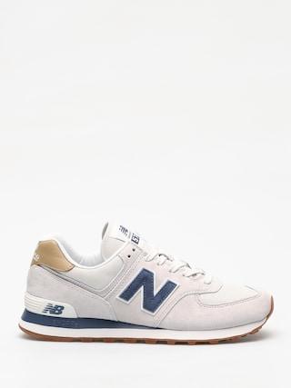 New Balance 574 Shoes (light cliff grey)