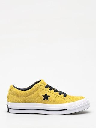 Converse One Star Ox Chucks (bold citron/black/white)