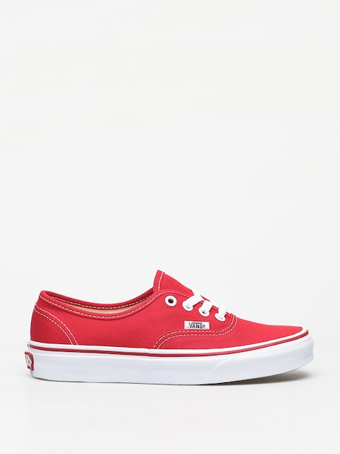 Vans shoes Authentic (red)