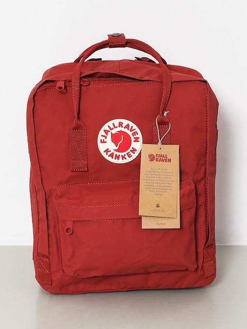 Fjallraven Backpack Kanken (red)