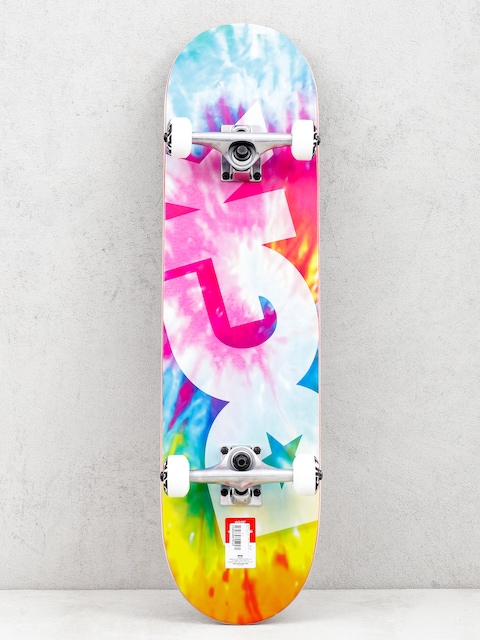 DGK Trippy Skateboard (multi)