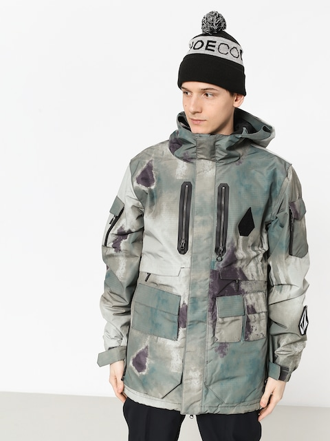 Volcom Lynx Ins Snowboard jacket (gvn)