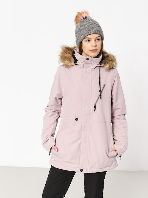 Volcom Fawn Ins Snowboard jacket Wmn (ros)