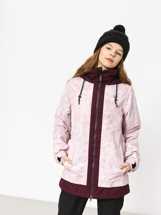 Volcom Westland Ins Snowboard jacket Wmn (pnk)