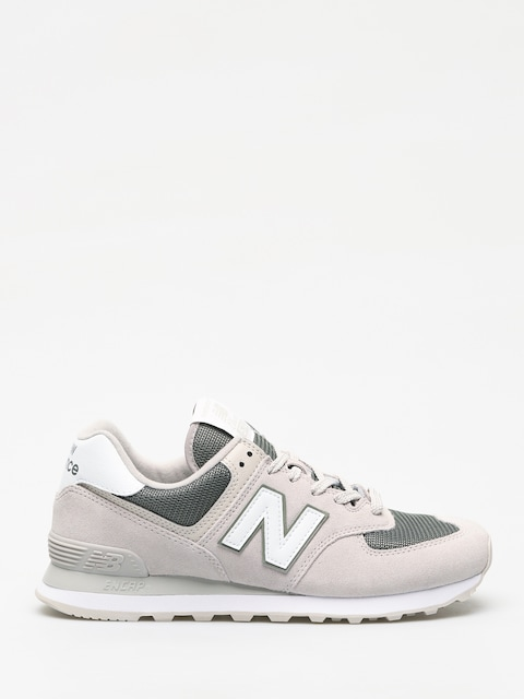 New Balance 574 Shoes (light cliff grey)