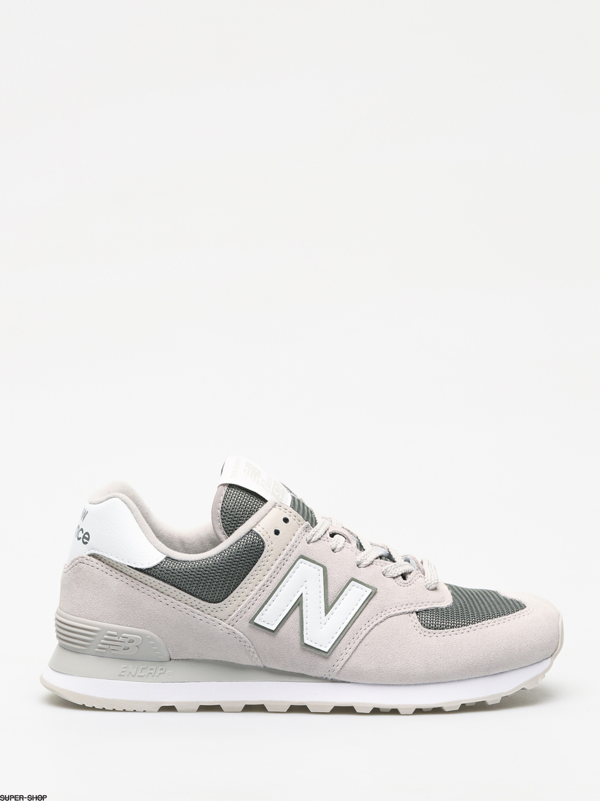 check out 2c089 3821c New Balance 574 Shoes (light cliff grey)