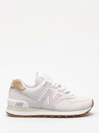New Balance 574 Shoes Wmn (light grey)