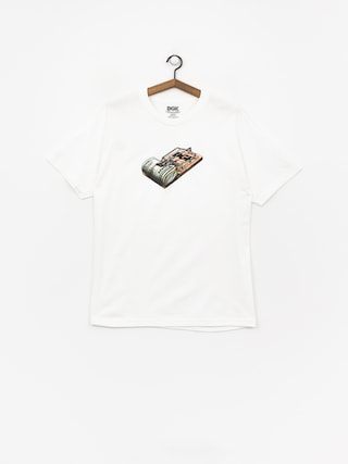 DGK Mind Trap T-shirt (white)