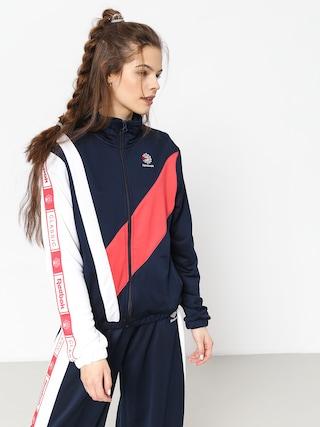 Reebok Cl Tracktop Sweatshirt Wmn (conavy)