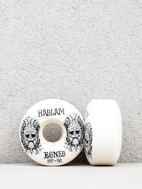 Bones Haslam Ragnar Wheels (white)