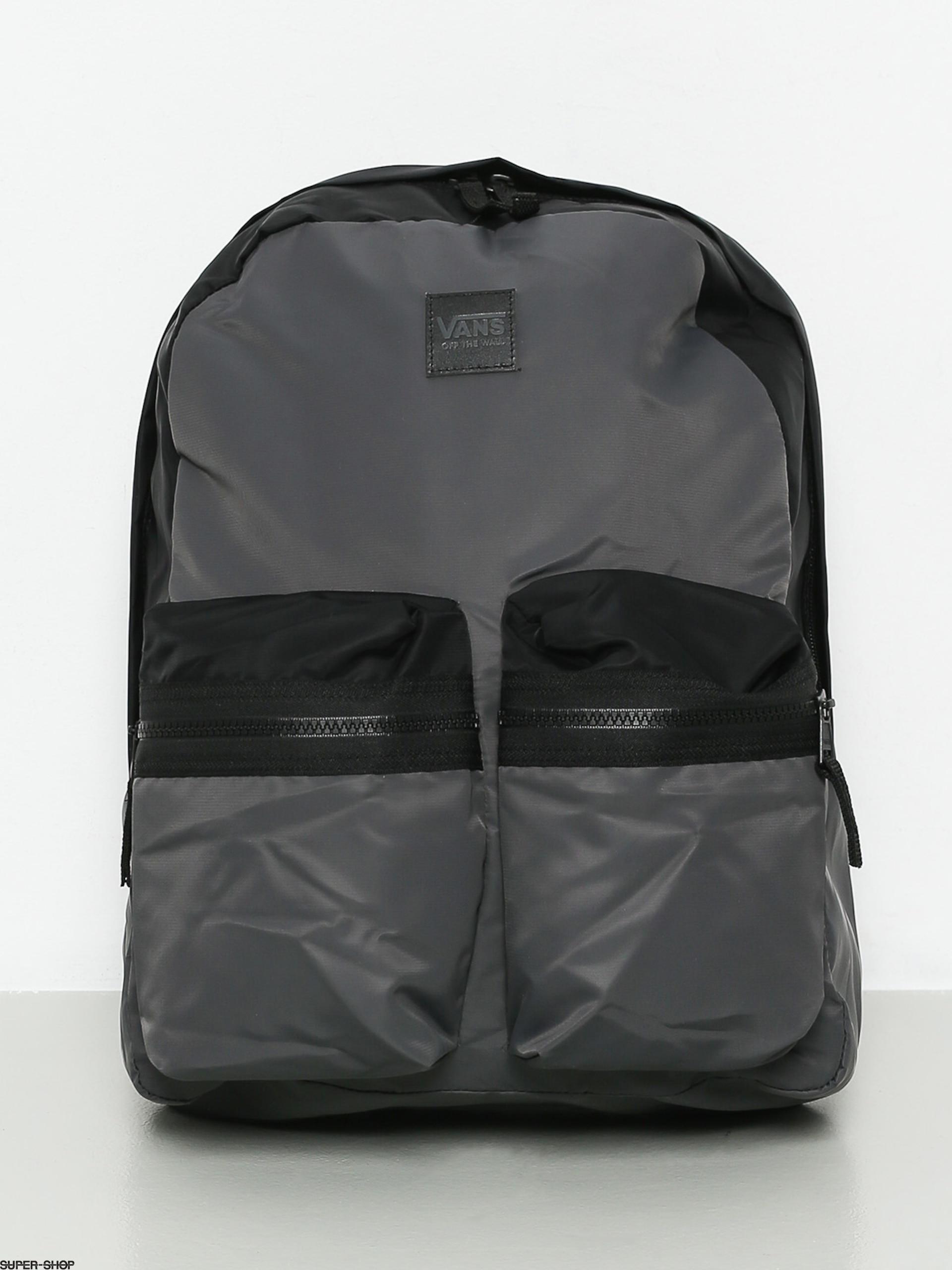 Vans Double Down Backpack Wmn (asphalt/black)