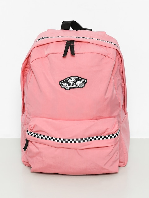 Vans Expedition II Backpack Wmn (strawberry pink/microcheck)