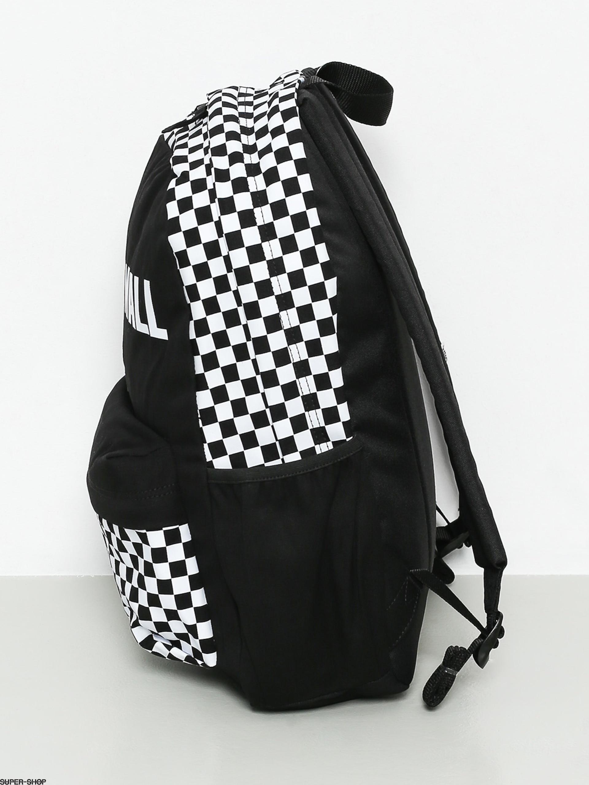 f4329e2e1e86b Vans Central Realm Backpack Wmn (black)