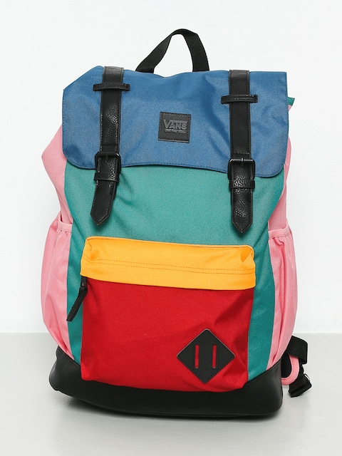 Vans Crosstown Backpack Wmn (strawberry pink)