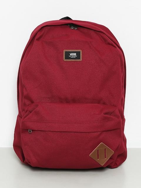 Vans Old Skool II Backpack (rhumba red)