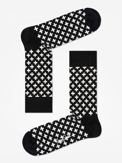 Happy Socks Plus Socks (black/white)