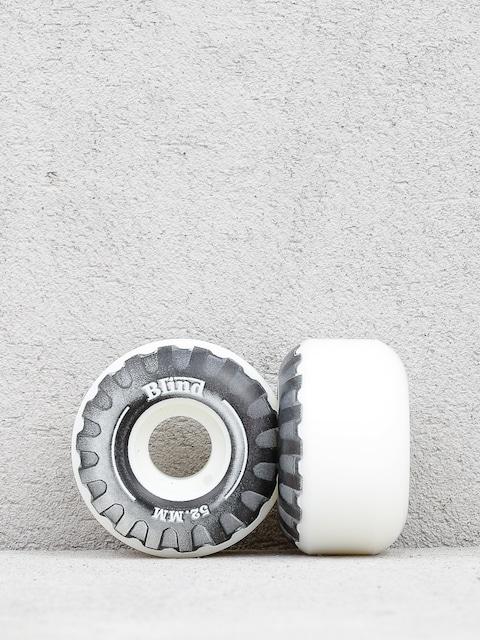 Blind Truck Wheels (white)