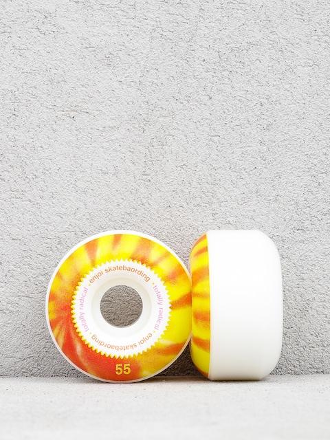 Enjoi Radical Wheels (white)