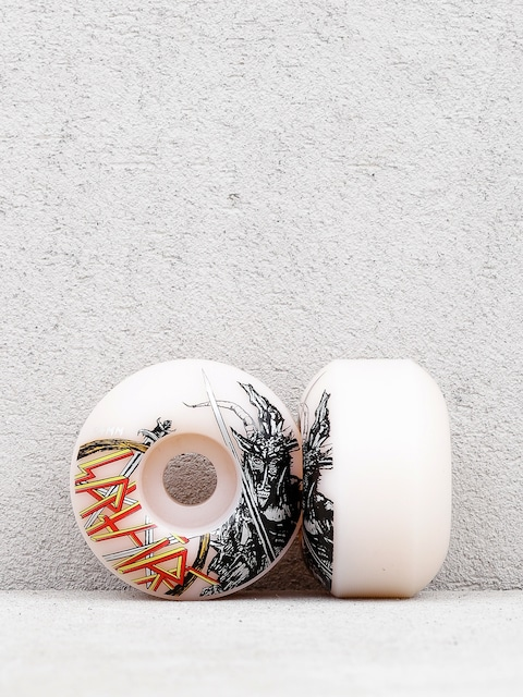 Spitfire No Mercy Wheels (white)