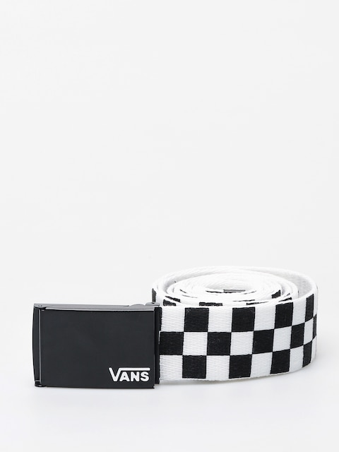 Vans Long Depster Web Belt (black/white)